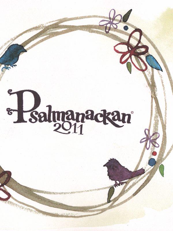 Psalmanackan 2011 framsida