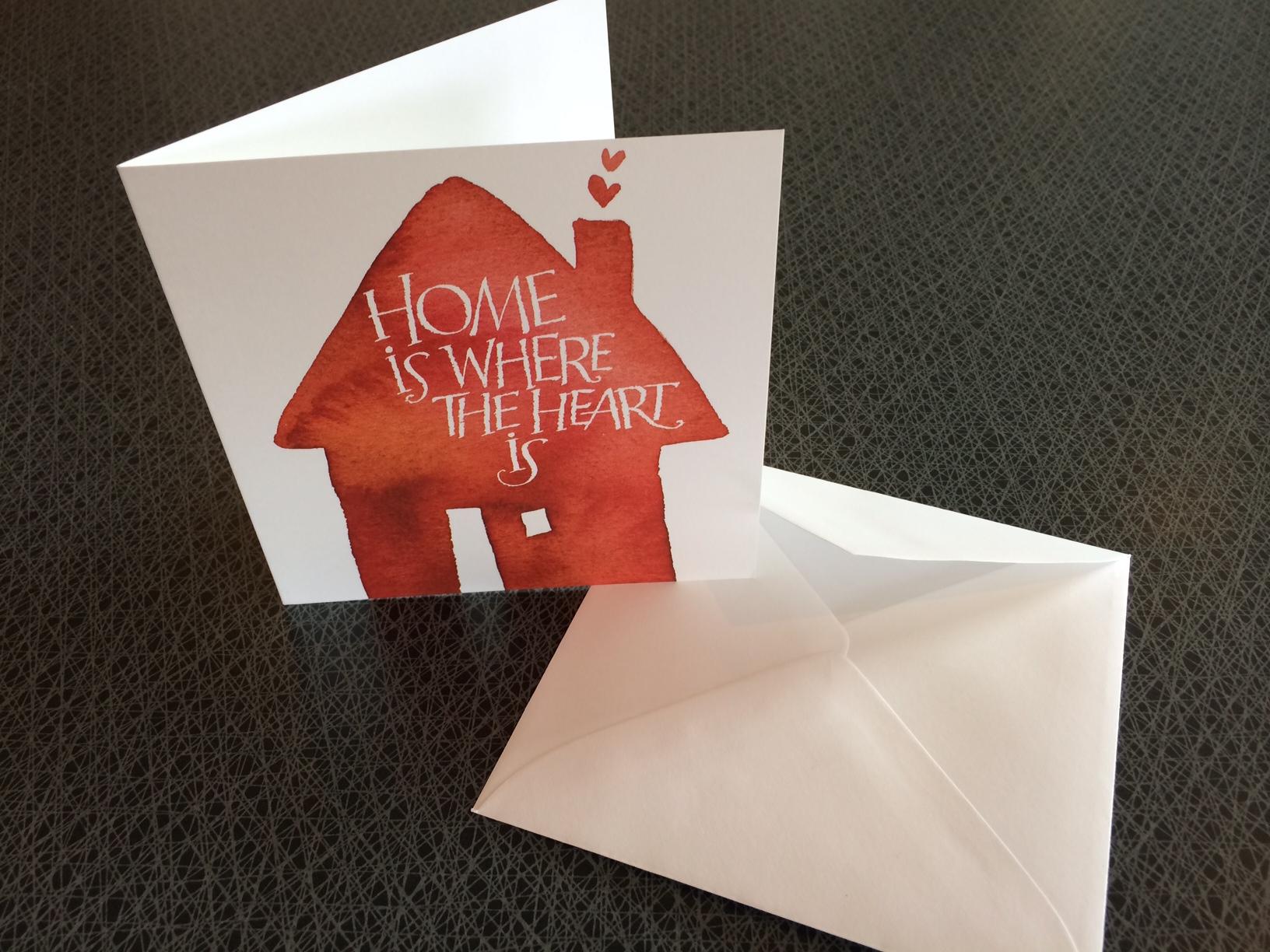 kort 37 home is where the heart is folkelind form. Black Bedroom Furniture Sets. Home Design Ideas