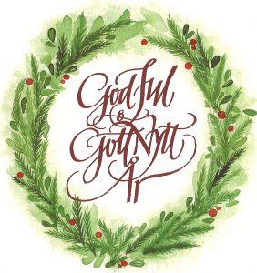 God Jul och Gott nytt år 14-1