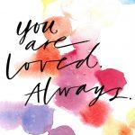 youareloved_affisch