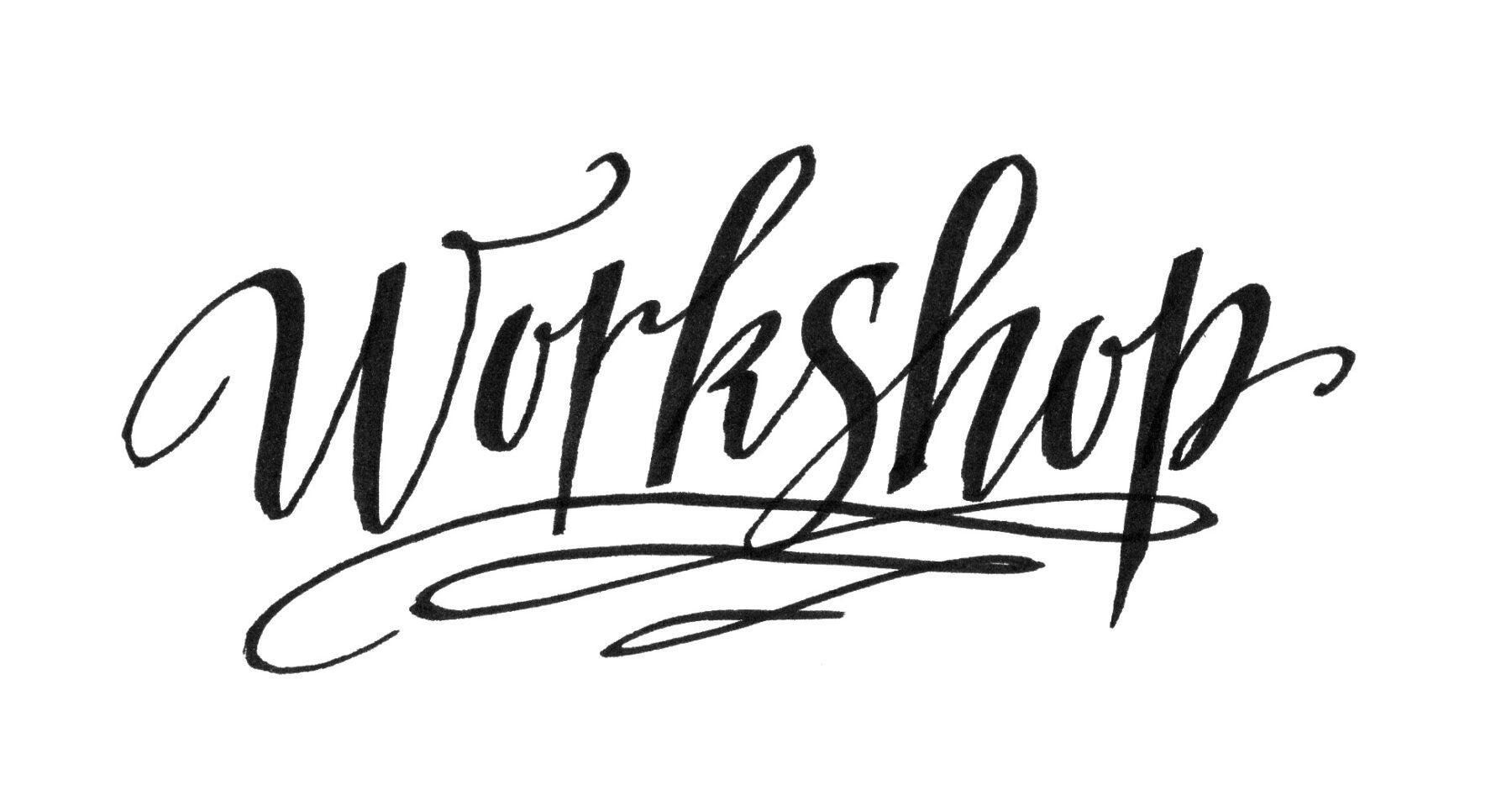 Kom på KALLIGRAFI-Workshop!